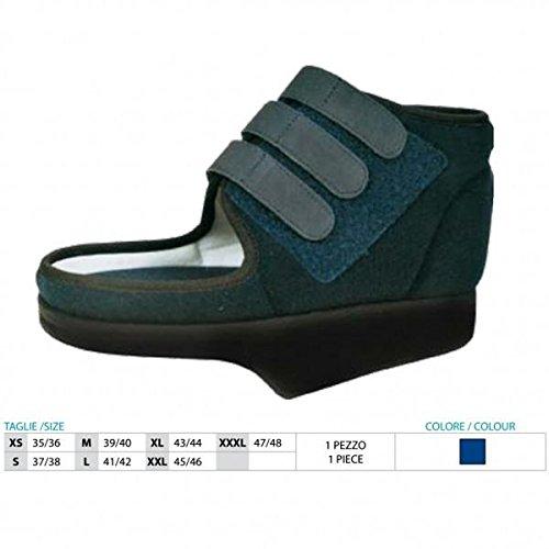 Zapato post-quirúrgico en talo (baruk) con borde lateral Art.150 Talla S 37/38