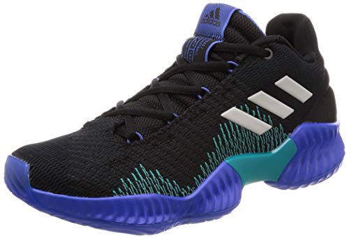 adidas Performance Mens Pro Bounce 2018 Low Basketball Shoes - 14 US Black
