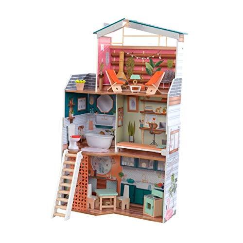 KidKraft 65985 Marlow Dollhouse with Ez Kraft Assembly