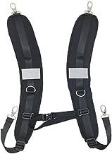 Adjustable Waterproof Replacement Shoulder Strap Replacement Shoulder Straps Adjustable Belt for Shoulder Bag Backpack Black, 10
