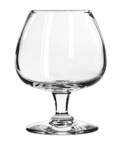 Libbey 8402 Citation Brandy Glass (Set of 12), Clear