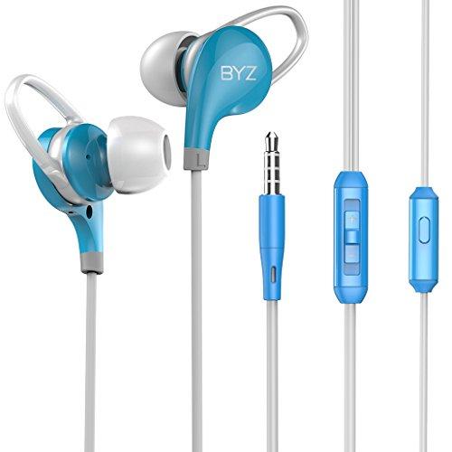 BYZ Earbuds Ear Buds Sport