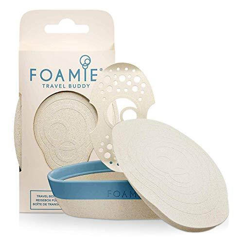 Foamie Travel Buddy | Nachhaltige Reisebox für Foamie Conditioner und Shampoo