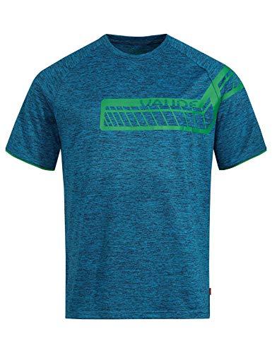 Vaude Herren T-shirt Men's Moab T-Shirt V, Eclipse, L, 41935