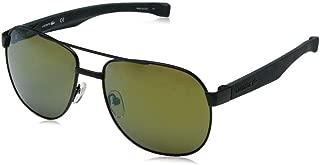 Lacoste L 186S Col 315 (Matt Green) Size 57-16-140 Men Sunglasses