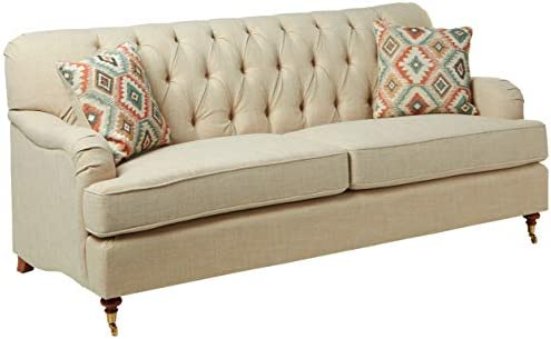 Best ACME Furniture Sofa, Beige Fabric