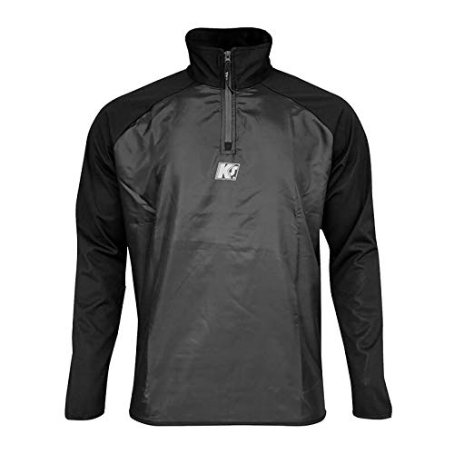 KEEPERsport Training TW-Regenshirt Schwarz F999