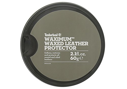 Timberland Waximum Waxed Leather Protector Shoe Care Product, no color, OS 0X US