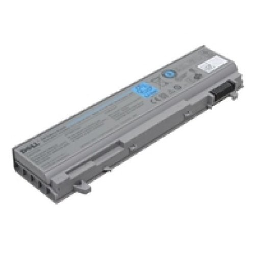 DELL GU715 Notebook Battery - Notebook Batteries (Dell Latitude: E6410, E6410 ATG, E6510 - Dell Precision Mobile: M4500, 60 Wh, Grau, 1 Stück(e))