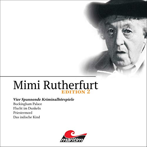 Mimi Rutherfurt Edition 2 cover art