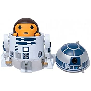 A BATHING APE VCD R2-D2(TM)
