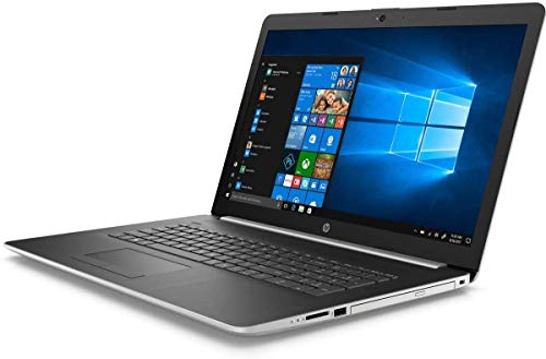 "HP 17.3"" Non-Touch Laptop Intel 10th Gen i5-1035G1, 1TB Hard Drive, 12GB Memory, DVD Writer, Backlit Keyboard, Windows 10 Home Silver"