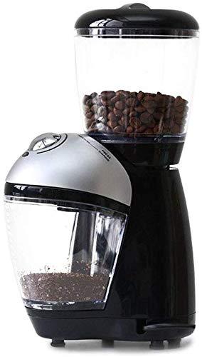 CHNFF praktische koffiebonen molen elektrische grinder startpagina kleine acht-bestandsinstelling 110 V