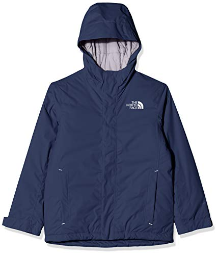 The North Face Jkt Chaqueta Snow Quest, Unisex niños, Azul,