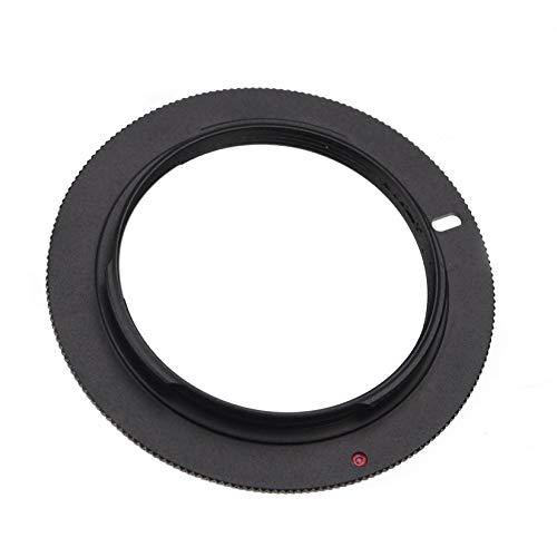 Lente M42 para Nikon AI Adaptador D3000 D5000 D90 D700 D300S D60 D3X Metal M42-AI Adaptador de Lente de Montaje de Rosca - Negro
