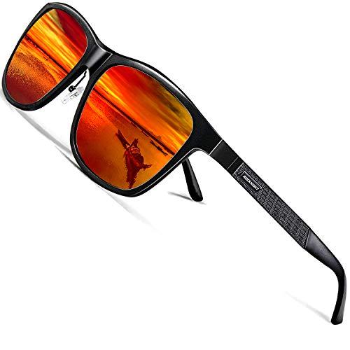 screw detail metal sunglasses - 7