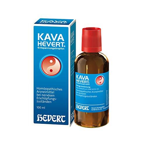 Kava Hevert Entspannungstropfen, 100 ml Lösung