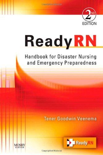 ReadyRN: Handbook for Disaster Nursing and Emergency Preparedness