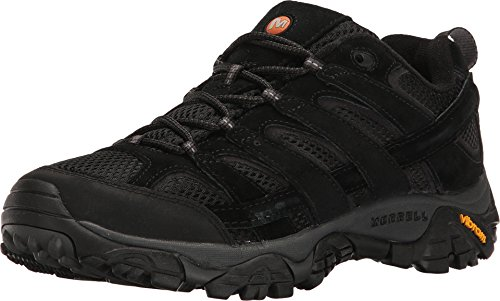 commercial Merel Moab 2 Ventilation Black Knight 12 most comfortable work shoes for men