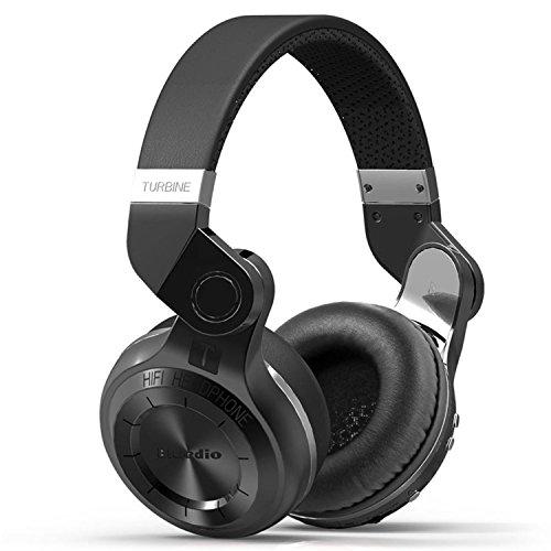 Bluedio T2 Bluetooth Headphone (Black)