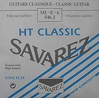 SAVAREZ 546J ALLIANCE High tension クラシックギター弦 6弦 バラ弦