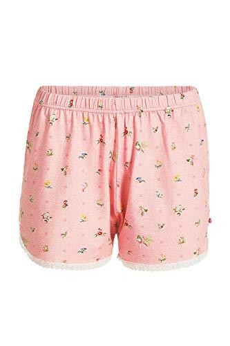 PiP Studio Damen Schlashorts Bell Moss pink (315) XL