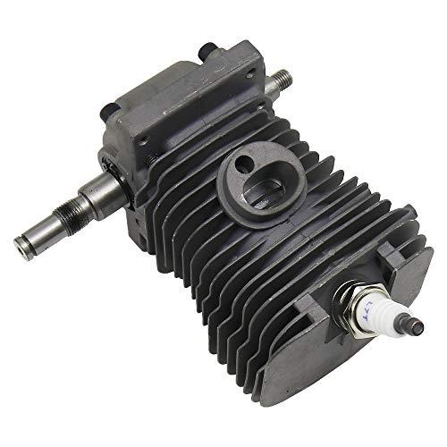 QHALEN Engine Motor 38MM Cylinder Piston Crankshaft for STIHL MS170 MS180 018 Chainsaw Replacement Part