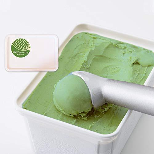 Soy GeLA! MATCHA LATTE 1L 2個 業務用 オーガニック 低カロリー 豆乳ジェラート ビーガン 抹茶 ラテ