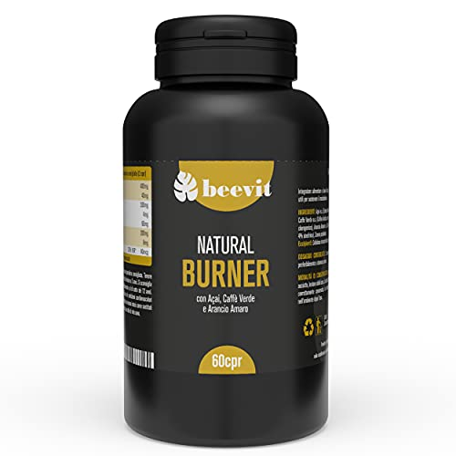 NATURAL BURNER | L'alleato 100% naturale per aiutare nella dieta e drenare i liquidi | beevit
