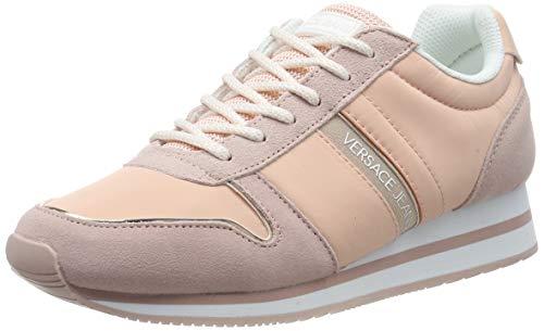 VERSACE JEANS COUTURE Damen Shoes Gymnastikschuhe, Pink (Rosa 400), 37 EU