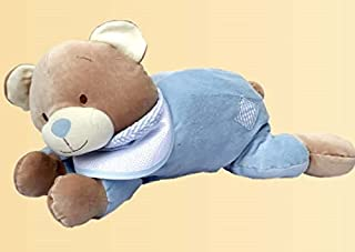 Range pyjama ours bleu ciel