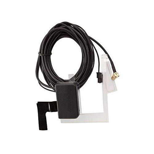 Dension Aktive DAB Scheibenklebe Antenne SMB - für DAB+U, DAB+P, DAB+R, DAB+G - DAB1ANT