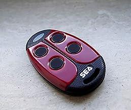 Lieveheersbeestje E-copy 4-kanaals rode vaste code (1024 combinaties) en kopieerapparaat, frequentie 433MHz