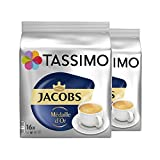 2 X Tassimo JACOBS Medaille D'Or Coffee (16 T-Disc) by Tassimo