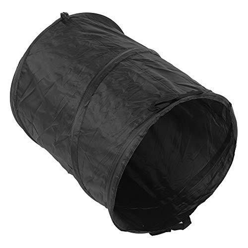 CHENGGONG Camping-Abfallbehälter, tragbar Faltbare Gartentasche aus Oxford-Stoff mit großer Kapazität, für Grill-Mülleimer-Gartenpicknick im Freien Camping