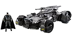 Justice League Ultimate Batmobile RC Vehicle & Action Figure