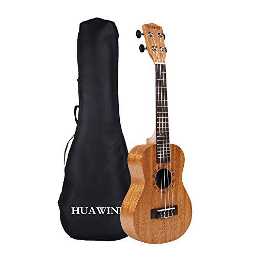 Tenor Ukulele Mahogany 26 inch Starter Kit for Beginner Ukelele Uke Hawaiian Ukulele Small Guitar for Kids Adults Beginners Students Children