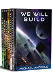 Kurtherian Gambit Boxed Set Two: Books 8-14, We Will Build, It's Hell To Choose, Release The Dogs of War, Sued For Peace, WE HAVE CONTACT, My Ride is a ... Line (Kurtherian Gambit Boxed Sets Book 2)