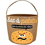 Derrière la porte - Bolsa para patatas