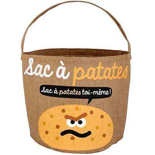 Sac à patates Toi-même - Derrière la porte