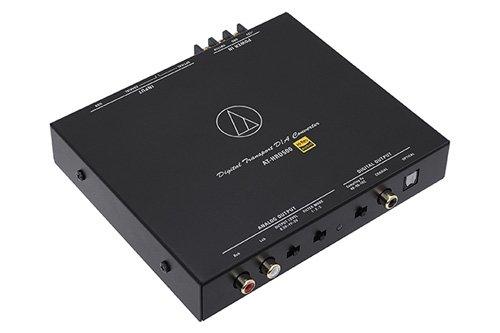 audio-technica AT-HRD500 デジタルトランスポートD/Aコンバーター(ハイレゾ音源対応)
