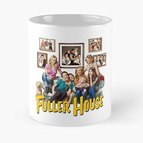 shenguang Top Selling Fuller House Full John Stamos Gift Coffee/tea Ceramic Jarra Father Day