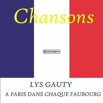 Lys Gauty - A Paris Dans Chaque Faubourg