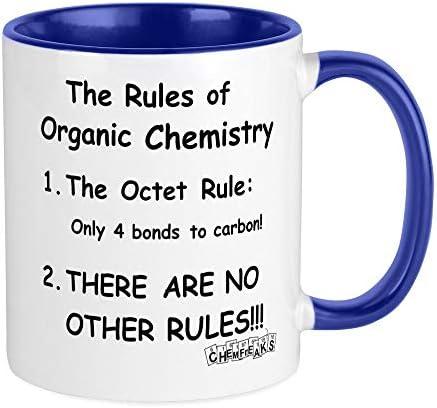 CafePress Rules Of Organic Chemistry 2 Mugs Unique Coffee Mug Coffee Cup product image