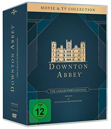 Downton Abbey (Collector's Edition, 27 Discs)
