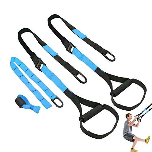 Cinturón de entrenamiento de suspensión, cuerda de tensión de suspensión, correa de tensión, cinturón de fitness, sistema de entrenamiento de fuerza