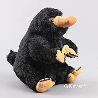 Fantastic Beasts and Where to Find Them Niffler Plush Toy Fluffy Black Duckbills Cute Soft Stuffed Animals 8'' 20 cm Kids Gift Must Haves for Kids 1 Year Old Boy Gifts The Favourite Toys