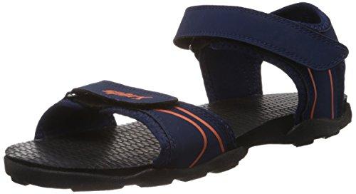 Sparx Most Sylish and Trending Sandal n.Blue Orange k-8