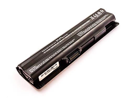 MobiloTec Akku kompatibel mit Maxdata M-Book 7500, Notebook/Netbook/Tablet Li-Ion Batterie
