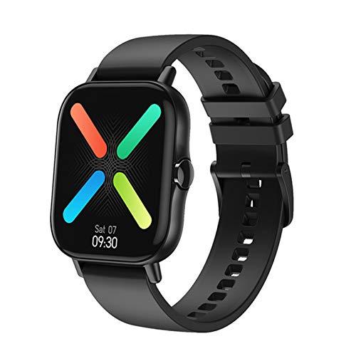 BFL DT94 Smart Watch Men's Women's Bluetooth Call 1.78 Pulgadas 320 * 385 Pantalla IP67 Música Impermeable Smartwatch para iOS Android,F
